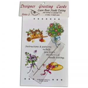 Designer Greeting Cards - TS02N - Series Set 2 With Needle