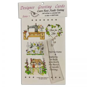 Designer Greeting Cards - TS05N - Series Set 5 With Needle