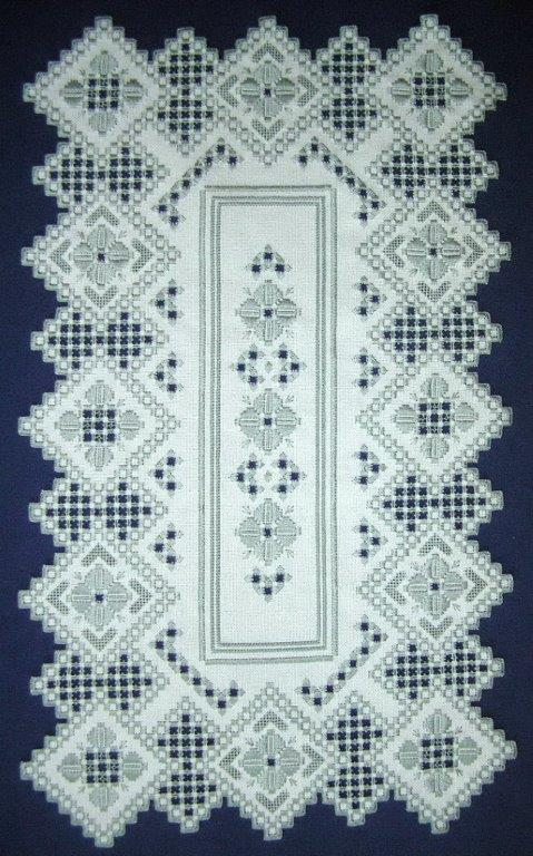 Antique Rose Runner