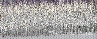 Kreinik Metallic 8 - 001HL - Silver High Lustre