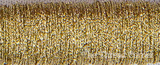 Kreinik Metallic 8 - 002 - Gold