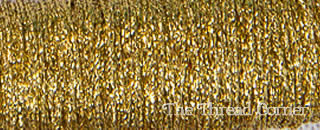 Kreinik Metallic 8 - 002HL - Gold High Lustre