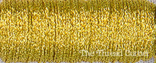 Kreinik Metallic 8 - 002J - Japan Gold