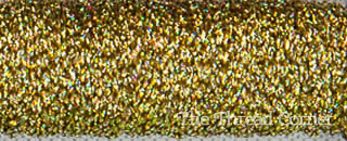 Kreinik Metallic 8 - 002L - Chromo Gold