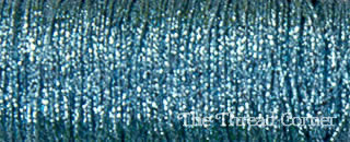 Kreinik Metallic 8 - 014HL - Sky Blue High Lustre