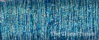 Kreinik Metallic 8 - 3506 - Blue Samba