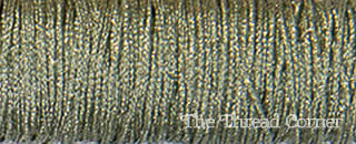 Kreinik Metallic 8 - 4201 - Sugar Cane