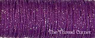 Kreinik Metallic 8 - 5545 - Currant Purple
