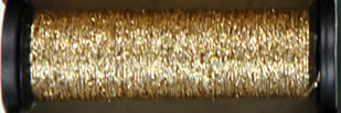 Kreinik Metallic 4 - 002 - Gold