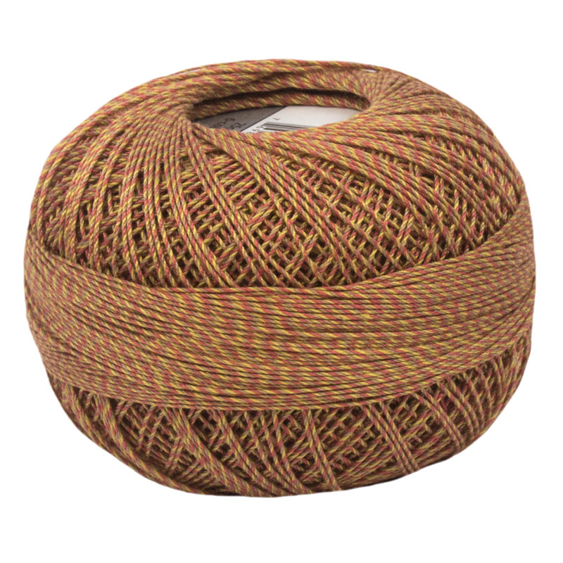 Lizbeth Thread Twirlz Size 20 - (408) Autumn Breeze
