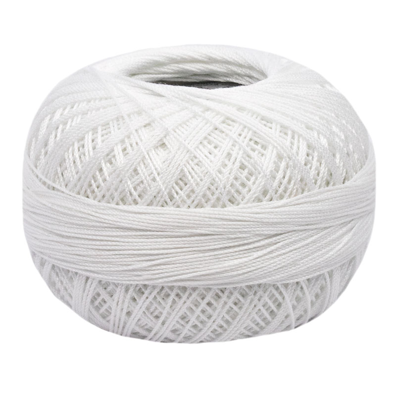 Lizbeth Thread 10 - (601) White