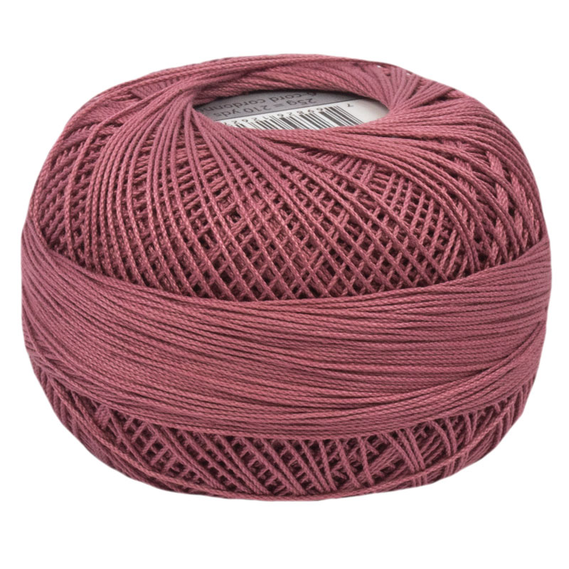 Lizbeth Thread 10 - (627) Shell Pink Med.