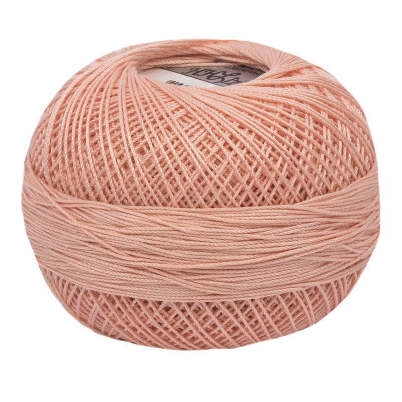 Lizbeth Thread 10 - (630) Peach Lt.