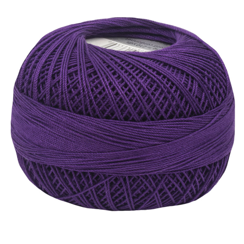Lizbeth Thread 20 - (633) Purple Dk.