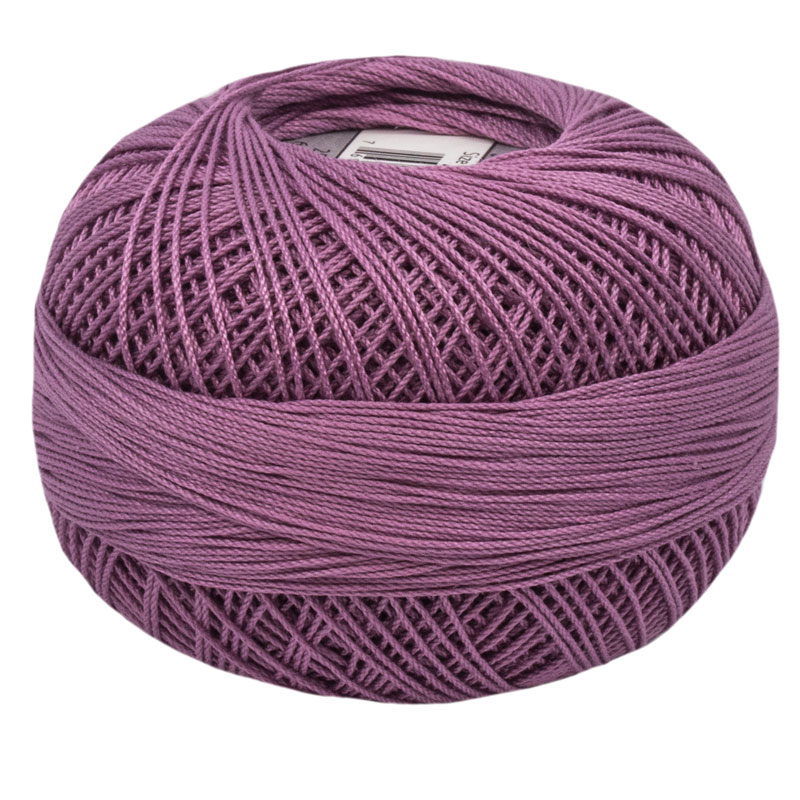 Lizbeth Thread 20 - (636) Country Grape Lt.