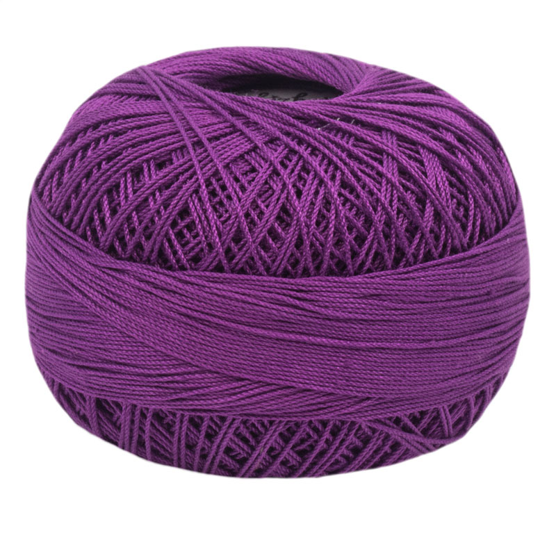 Lizbeth Thread 20 - (645) Grape Dk