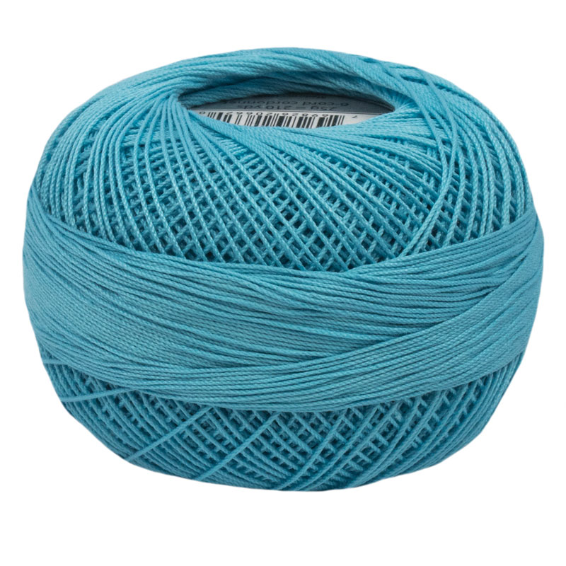 Lizbeth Thread 20 - (662) Turquoise Lt.