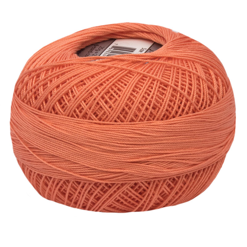 Lizbeth Thread 20 - (706) Sunkist Coral