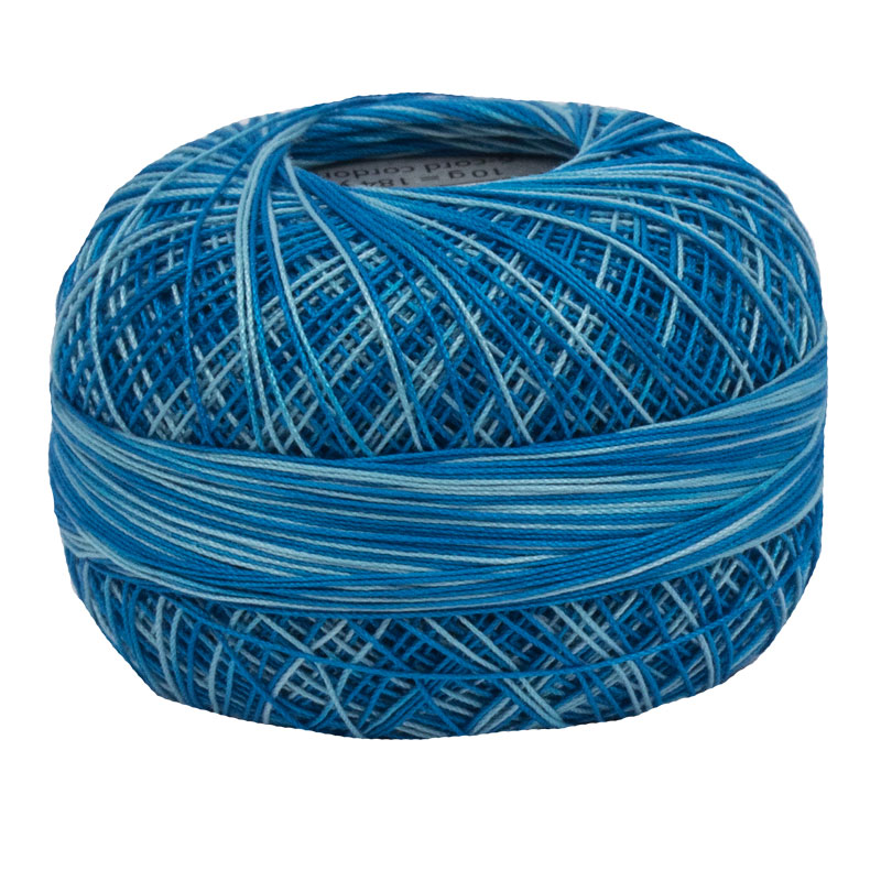 Lizbeth Thread 80 - (142) Turquoise Twist