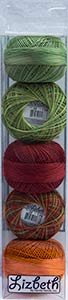 Lizbeth Specialty Pack - Harvest Mix - Size 40