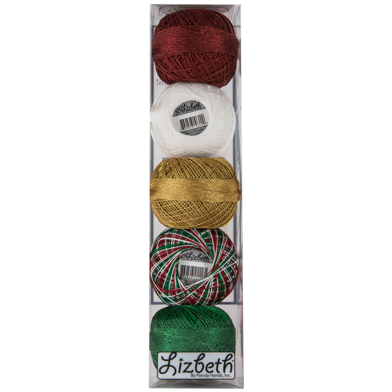 Lizbeth Specialty Pack - Shimmer Mix - Size 20