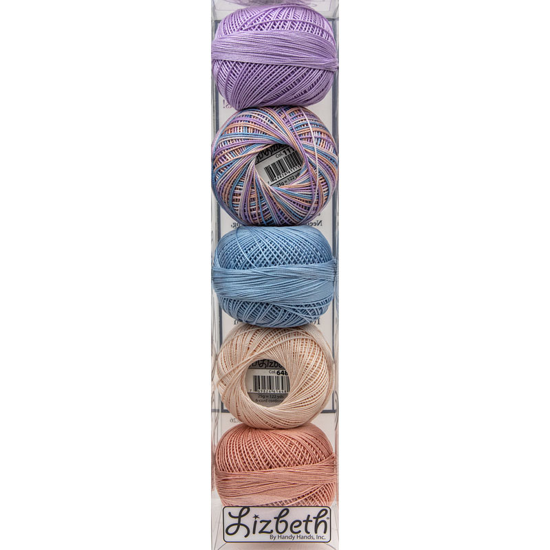 Lizbeth Specialty Pack - Beach Cottage Mix - Size 40
