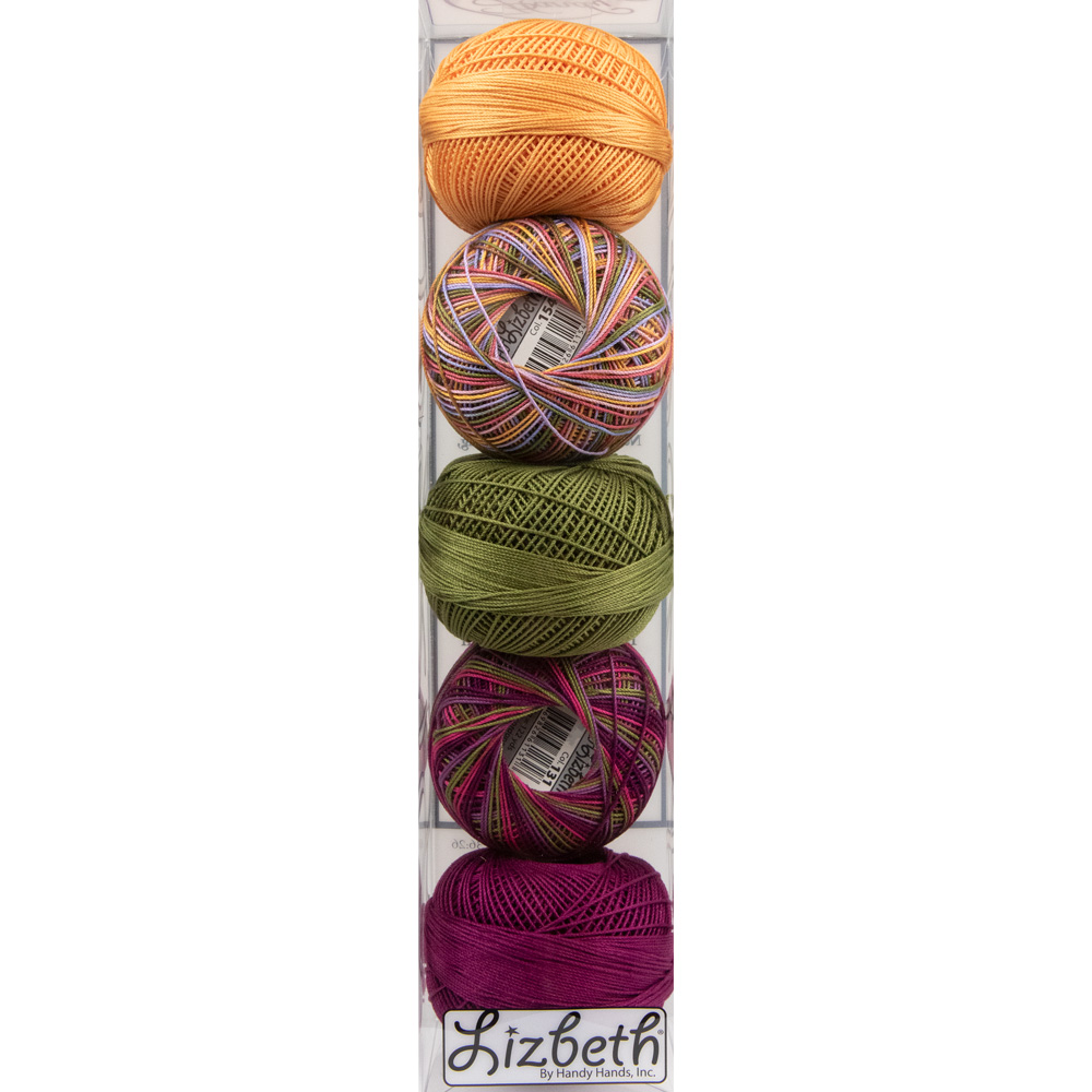 Lizbeth Specialty Pack - Country Harvest Mix - Size 20