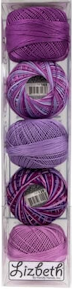 Lizbeth Specialty Pack - Iris Bouquet Mix - Size 20
