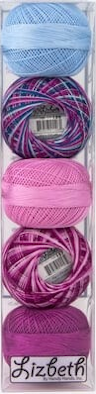 Lizbeth Specialty Pack - Berry Jam Mix - Size 40