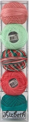 Lizbeth Specialty Pack - Fruity Tooty Mix - Size 40