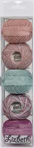 Lizbeth Specialty Pack - Country Mix - Size 10