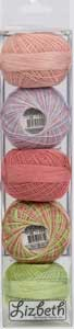 Lizbeth Specialty Pack - Coral Reef Mix - Size 20