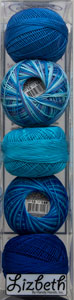 Lizbeth Specialty Pack - Ocean Waves Mix - Size 20