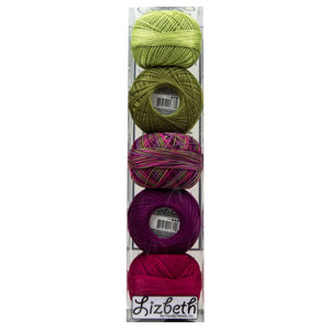 Lizbeth Specialty Pack - Vineyard Mix - Size 40