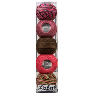 Lizbeth Specialty Pack - Country Girl Mix - Size 40