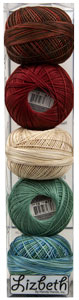 Lizbeth Specialty Pack - River's Edge Mix - Size 40