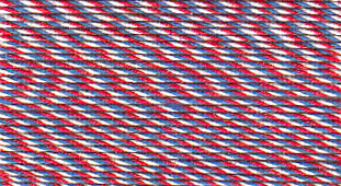 Lizbeth Thread Twirlz Size 20 - (400) Patriotic