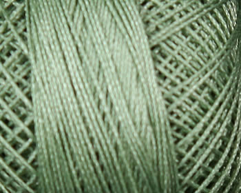 Majestic Thread -- Light Pistachio Green