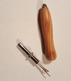 Seam Ripper - Olive Wood
