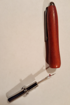 Seam Ripper - Red Heart Wood