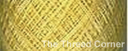 Olympus Thread Size 10 - Medium Yellow