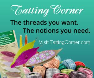 Thread and notions at Tatting Corner