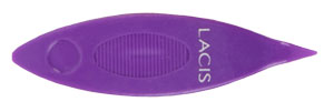 Lacis Tatting Shuttle - Purple