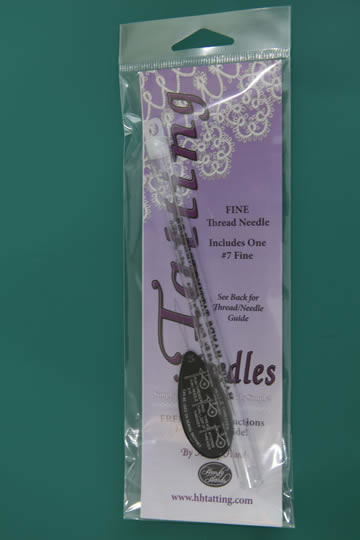 Tatting Needle # 7 fine